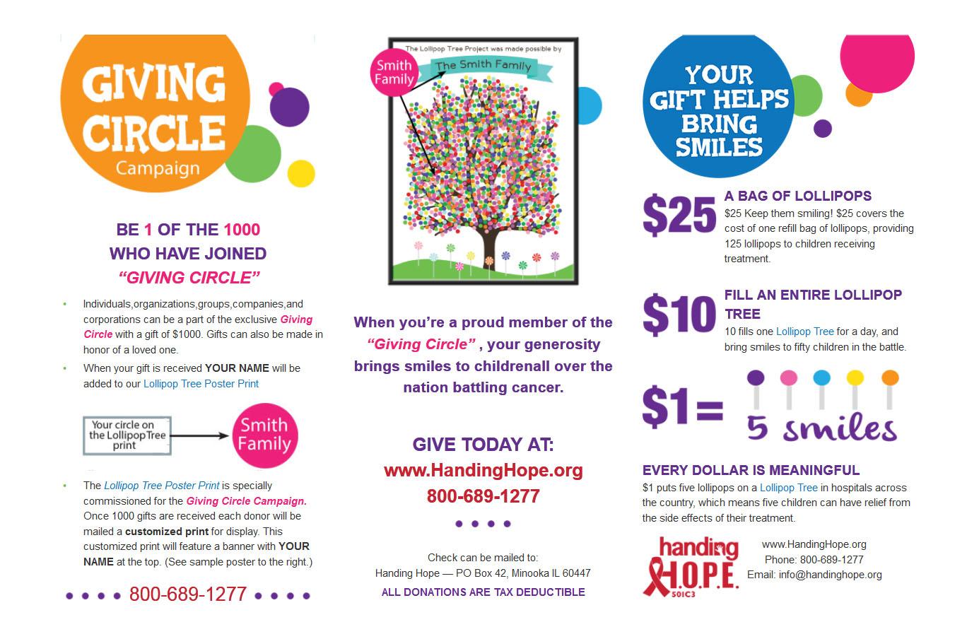 Handing Hope Brochure 2